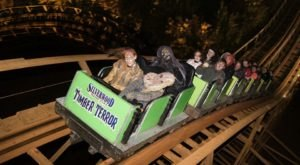 This Theme Park In Idaho Turns Into A Haunted Halloween World Every October