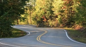 You'll Want To Stay Far Away From The 9 Most Dangerous Roads In America