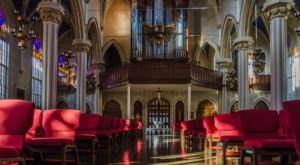 This Cathedral In Louisville Is Incredibly Unique