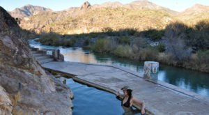 Take A Memorable Hike To The Abandoned Verde Hot Springs Resort In Arizona