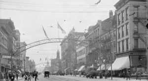 15 Vintage Photos Of Columbus's Streets That Will Take You Back In Time