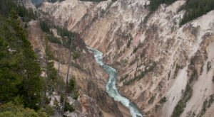 There Are 3 Spectacular Waterfalls Along This One Wyoming River And They'll Take Your Breath Away