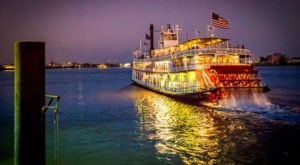 There's No Other Dinner Cruise Like This One In New Orleans