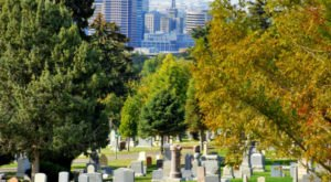 You Won't Believe The Chilling Stories Surrounding This Utah Cemetery