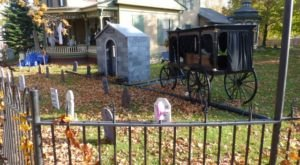 Romeo Is One Of Michigan's Best Halloween Towns To Visit This Fall