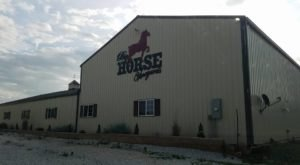 This Whimsical Winery In Illinois Is A Horse Lover's Dream
