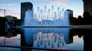 Here Are The 17 Most Mesmerizing Fountains In All Of Kansas City