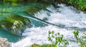Most People Don't Realize An Underground River Flows Right Through Arkansas