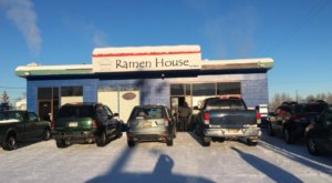 Visit This Incredible Noodle House In Alaska For A Taste of Japan
