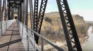 The Awesome Hike In North Dakota That Will Take You Straight To An Abandoned Tunnel