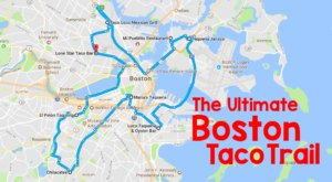 Your Tastebuds Will Go Crazy For This Amazing Taco Trail Through Boston