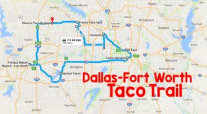 Your Tastebuds Will Go Crazy For This Amazing Taco Trail Through Dallas – Fort Worth
