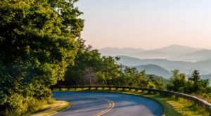One Of America's Most Scenic Drives Passes Right Through A National Park