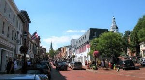 These 7 Cities In Maryland Aren't Big And Aren't Too Small – They're Just Right