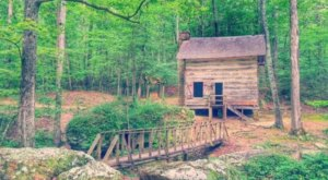 These 7 Mississippi Hiking Trails Lead To Some Incredible Pieces Of History