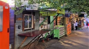 You've Never Experienced Anything Like Portland's Epic Food Truck Pod