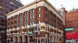 Spend The Night In This Historic Detroit Hotel That Was Once A Fire Department
