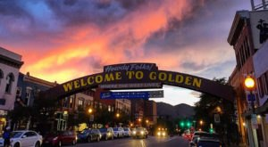 The One Town Near Denver Everyone Must Visit This Fall