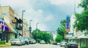 The One Alabama Town That's Packed Full Of Southern Charm