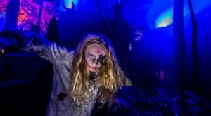 These 8 New Hampshire Haunted Houses Will Leave You Terrified In The Best Way