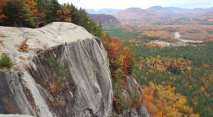 7 Short And Sweet Fall Hikes In New Hampshire With A Spectacular End View