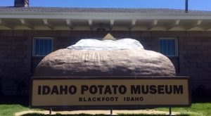 This Roadside Attraction In Idaho Is The Most Unique Thing You've Ever Seen