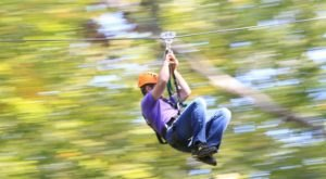The Epic Zipline In Columbus That Will Take You On An Adventure Of A Lifetime