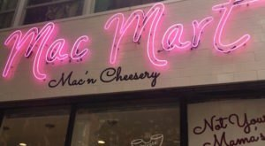 This Mac And Cheese Themed Restaurant In Philadelphia Is What Dreams Are Made Of