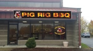 These 5 Hole In The Wall BBQ Restaurants In Connecticut Are Great Places To Eat