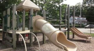 10 Amazing Playgrounds In Rhode Island That Will Make You Feel Like A Kid Again