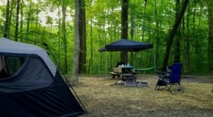 This Might Just Be The Most Beautiful Campground In All Of Indianapolis