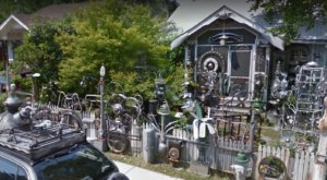 This Unique House In Maryland Will Make You Look Twice And Want To Go In