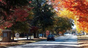 The One South Carolina Town Everyone Must Visit This Fall