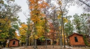 10 Cozy Campgrounds To Visit In Missouri Even After The Weather Turns Chilly