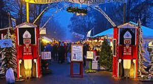 The German Christmas Market, Christkindl Market, Is A One-Of-A-Kind Place To Visit In Pennsylvania
