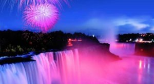 This Incredible Winter Fireworks Show Near Buffalo Will Fill You With Wonder