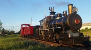The Minature Train Ride In Wyoming Everyone Will Absolutely Love