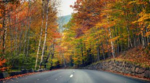 10 Roads With The Best Windshield Views In All Of Maine