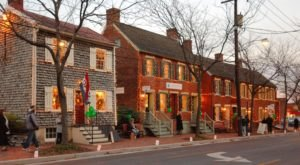The Christmas Village In Maryland That Becomes Even More Magical Year After Year