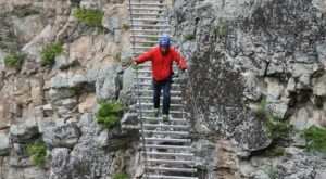 The Stomach-Dropping Suspended Bridge Walk You Can Only Find In West Virginia
