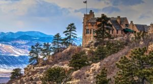 Cherokee Ranch And Castle Is A Secluded Colorado Restaurant That Be Straight Out Of A Storybook