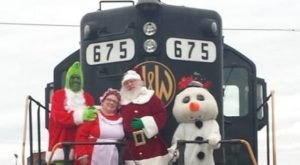 The North Pole Train Ride In Kentucky That Will Take You On An Unforgettable Adventure