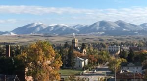 This Tiny Montana Town Is One Of The Happiest Places In America