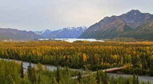 It's A Tough Call But This May Just Be The Most Beautiful Area In Alaska