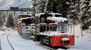 This Train Ride Near Denver Will Take You On A North Pole Adventure Like Never Before