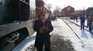 The North Pole Train Ride Near Detroit That Will Take You On An Unforgettable Adventure