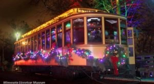 The Magical Polar Express Train Ride In Minneapolis Everyone Should Experience At Least Once