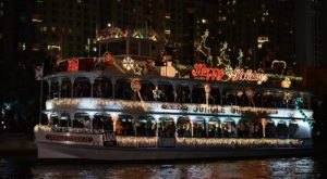 This Amazing Boat Parade Is The Perfect Way To Celebrate Christmas In Florida