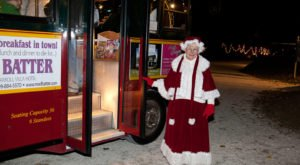 Board This Beautiful Holiday Trolley In New Jersey For An Unforgettable Adventure