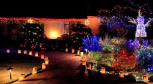 Take An Enchanting Winter Walk Through Winterhaven In Arizona